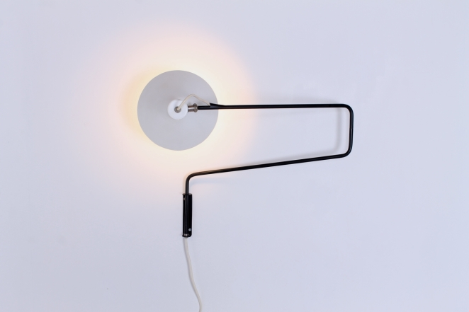 Old And First Edition Anvia Elbow Paperclip Light Black