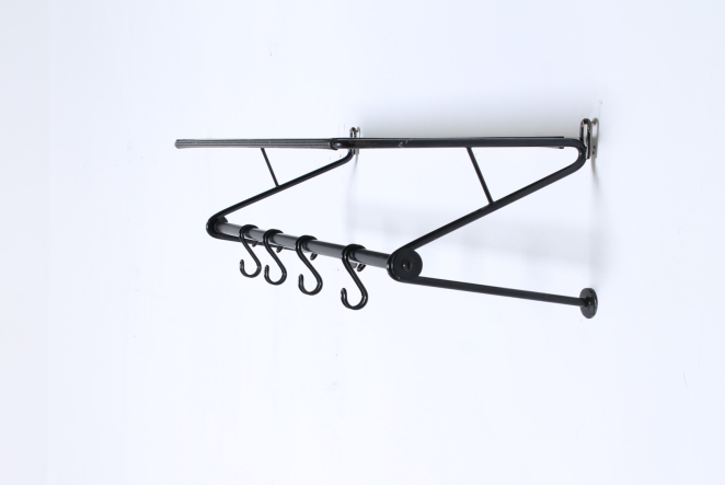 artimeta-soest-black-coat-rack-wall-console-fiedeldij-mategot-metal-perforated-fifties-dutch-french-design-2