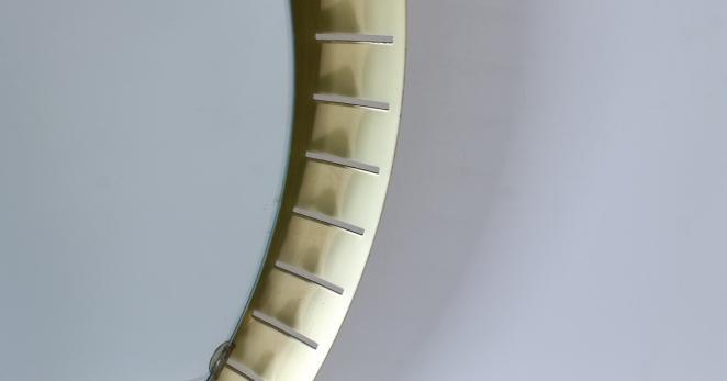 back-lit-mirror-brass-circular-round-perforated-metal-light-source-mategot-artimeta-style-midcentury-vintage-spiegel-verlichting-large-giant-xl-barber-6