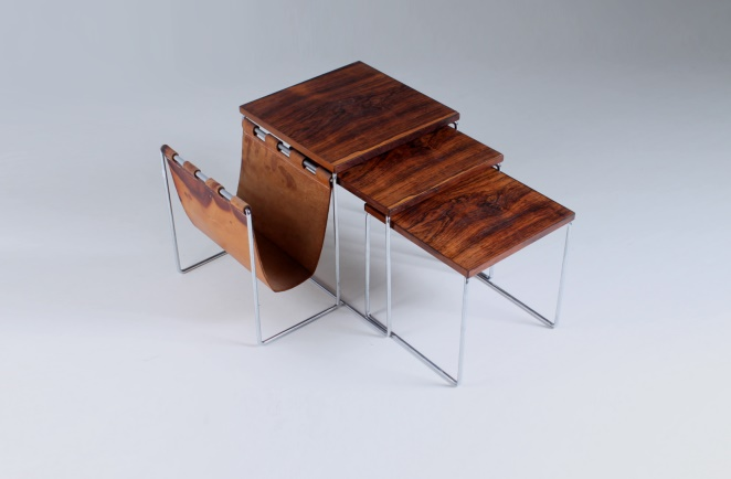 brabantia-nesting-tables-set-tables-leather-magazineholder-sixties-dutch-design-vintage-rosewood-wood-chrome-cencity-2