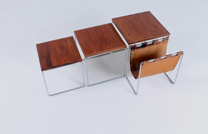 brabantia-nesting-tables-table-set-leather-magazine-holder-vintage-sixties-3