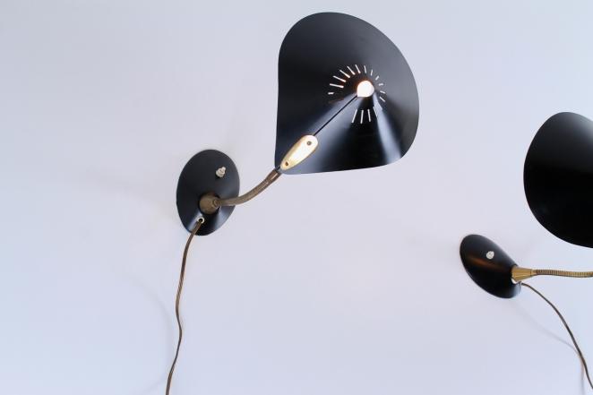 cosack-leuchten-germany-brass-leaf-shape-ray-fish-black-kalff-vintage-midcentury-desk-table-light-3