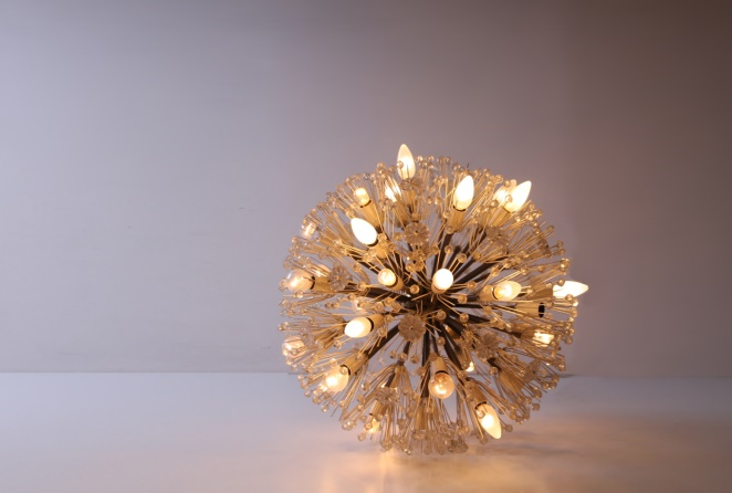 emil-stejnar-rupert-nikoll-beleuchtungskorperfabrik-austria-vienna-sputnik-bosse-icon-floral-snowball-dandelion-seed-head-light-brass-fixture-large-rare-chandelier-spherical-sphere-8