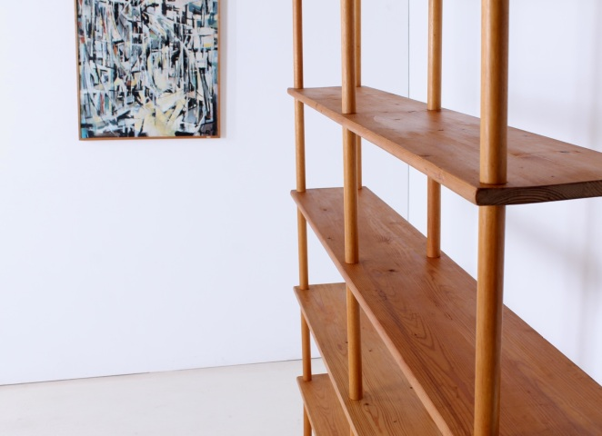 Room Divider Kast : Pinewood room divider stokkenkast modular shelving unit cencity