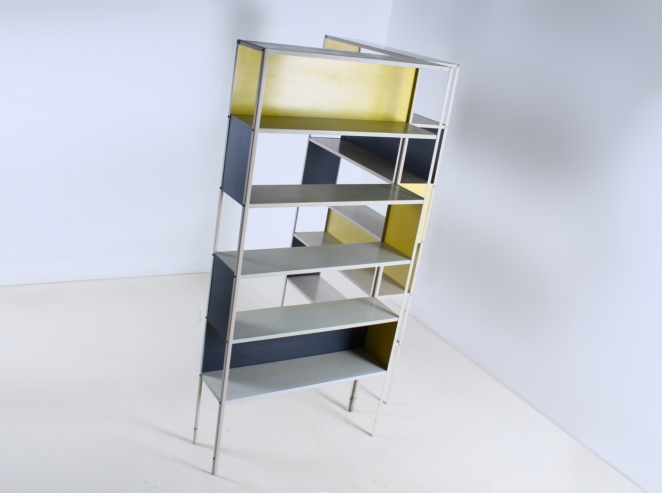 friso-kramer-asmeta-bijenkorf-1953-yellow-bookcase-colored-unit-modular-system-dutch-graphic-industrial-design-modernist-metal-4