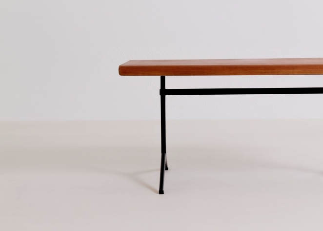 Sixties Auping side table designed by Friso Kramer