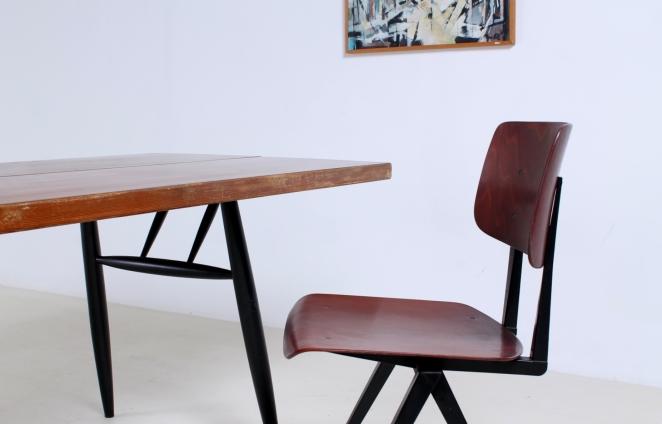 galvanitas-black-compass-chair-industrial-cafe-interior-decoration-dutch-design-prouve-friso-kramer-style-era-9