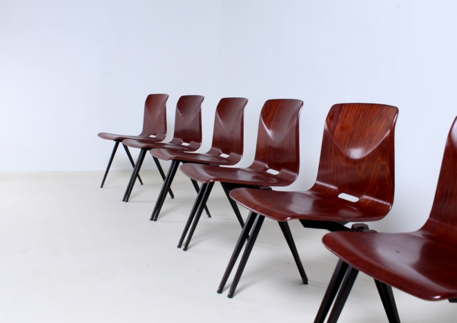 galvanitas-pagholz-adult-stacking-coupling-chairs-pagwood-plywood-shell-prouve-friso-kramer-v-base-dark-brown-vintage-cafe-chairs-1