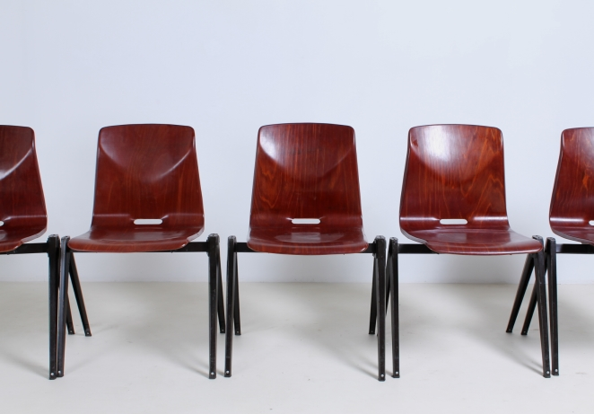 galvanitas-pagholz-adult-stacking-coupling-chairs-pagwood-plywood-shell-prouve-friso-kramer-v-base-dark-brown-vintage-cafe-chairs-3