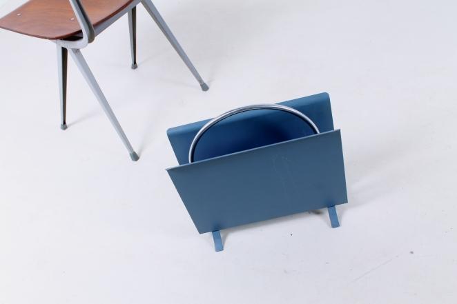gispen-magazine-holder-1022-petrol-blue-bauhaus-fifties-industrial-metal-vintage-dutch-design-originals-willem-hendrik-gispen-5