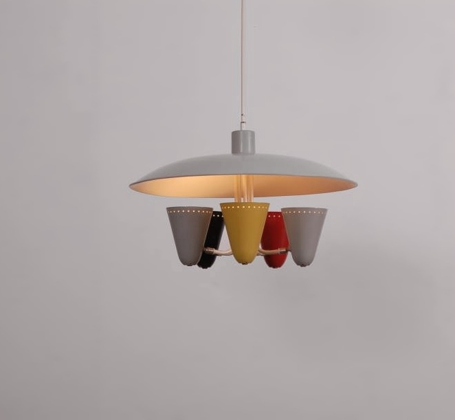 hala-pendant-saucer-arteluce-stilnovo-style-dutch-vintage-design-lighting-design-fifties-1