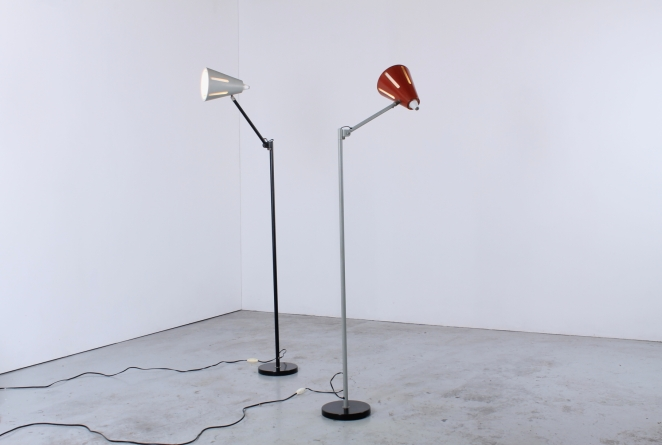 hala-sun-series-t-busquet-vintage-minimalist-floor-light-dutch-design-red-grey-zonneserie-2 (2)