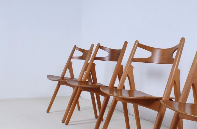 hans-wegner-carl-hansen-teak-plywood-saw-buck-sawbuck-danish-vintage-design-7