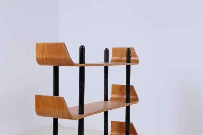 lutjens-gouda-den-boer-plywood-wood-shelving-book-case-vintage-dutch-design-rare-loft-post-war-designers-birch-timber-pastoe-like-2
