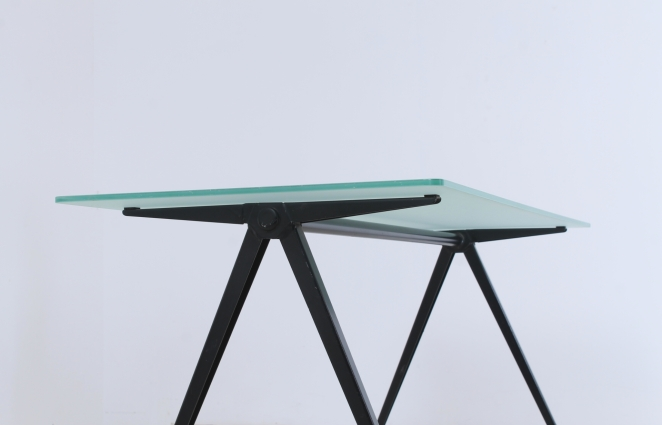 marko-pyramid-compass-base-low-small-coffee-table-friso-kramer-prouve-wim-rietveld-style-midcentury-industrial-vintage-7