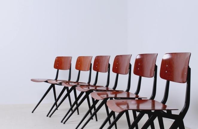 marko-schoolchair-industrial-dutch-vintage-design-friso-kramer-prouve-style-black-1