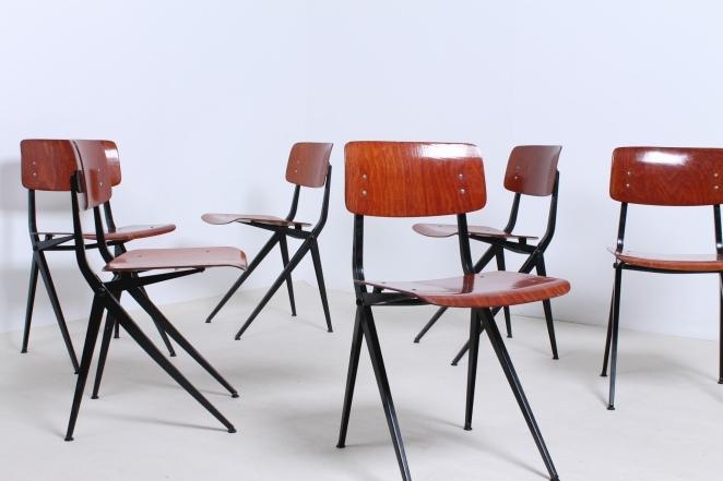 marko-schoolchair-industrial-dutch-vintage-design-friso-kramer-prouve-style-black-3