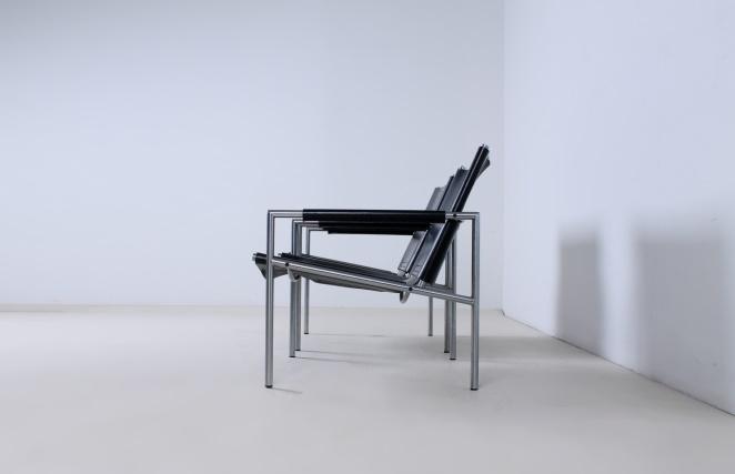 martin-visser-SZ02-lounge-chair-vintage-saddle-leather-black-SZ-02-spectrum-1965-2