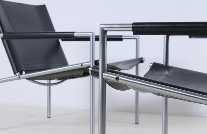 martin-visser-SZ02-lounge-chair-vintage-saddle-leather-black-SZ-02-spectrum-1965-9