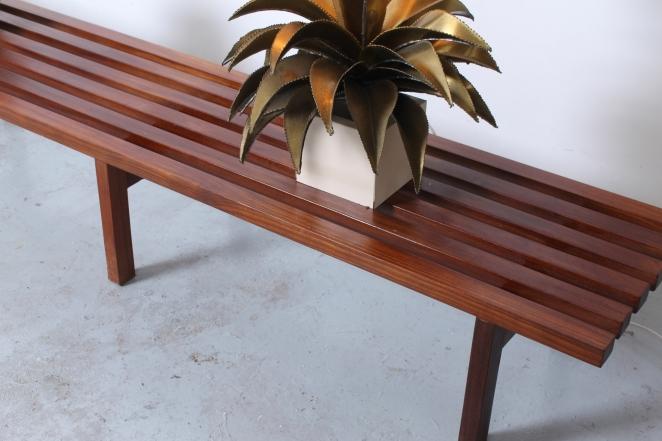 Miraculous Slatted Bench Teak Wood Martin Visser Style Cencity Nl Andrewgaddart Wooden Chair Designs For Living Room Andrewgaddartcom