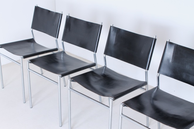 martin-visser-spectrum-dining-dinner-chairs-black-leather-SE-06-se06-vintage-modernism-dutch-design-chrome-steel-minimalism-8
