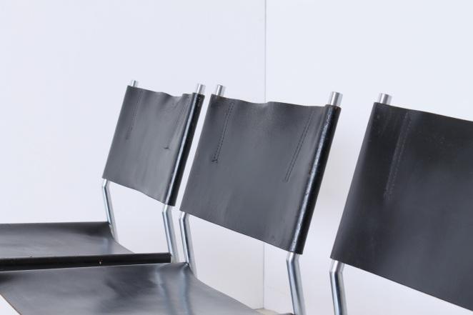 martin-visser-spectrum-dining-dinner-chairs-black-leather-SE-06-se06-vintage-modernism-dutch-design-chrome-steel-minimalism-9