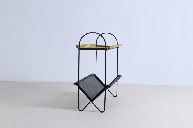 mategot-artimeta-magazine-rack-metal-wire-furniture-design-fifties-france-6