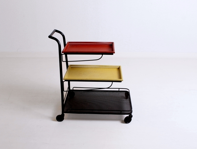 mategot-demon-table-trolley-original-designer-fifties-vintage-artimeta-fifties-design-french-brocante-france-1