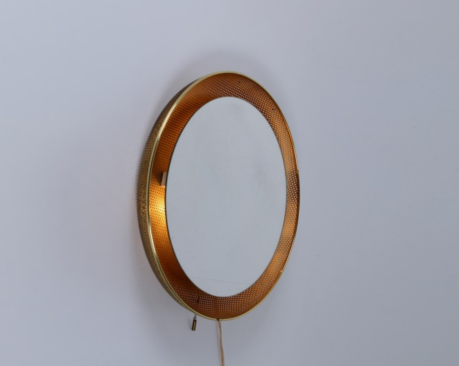 mategot-style-mirror-artimeta-dutch-attributed-fifties-back-lit-lighted-circular-metal-perforated-tomado-pilastro-era-1