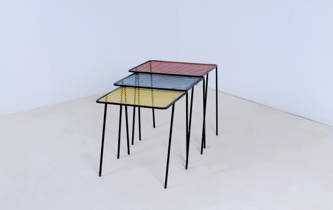nesting-tables-fifties-dutch-tomado-pilastro-mategot-style-1