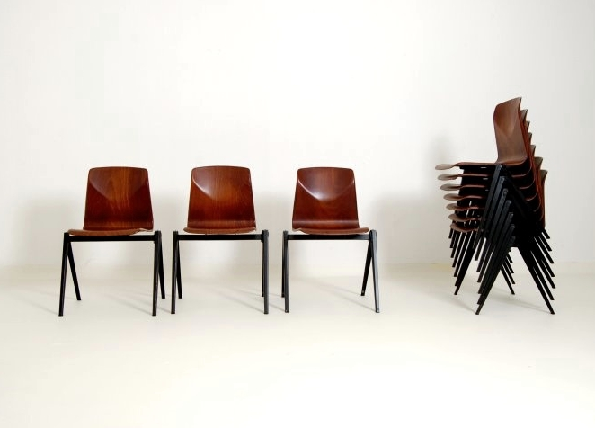 pagholz-black-stacking-chairs-fifties-rietveld-prouve-friso-kramer-style-industrial-dutch-1