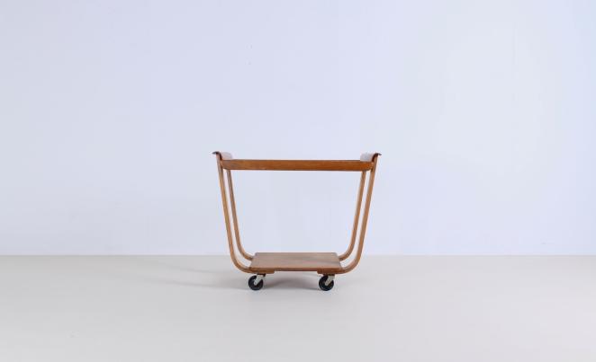 pastoe-UMS-trolley-pb01-braakman-teak-vintage-plywood-cabinet-vintage-serving-cart-rolo-1