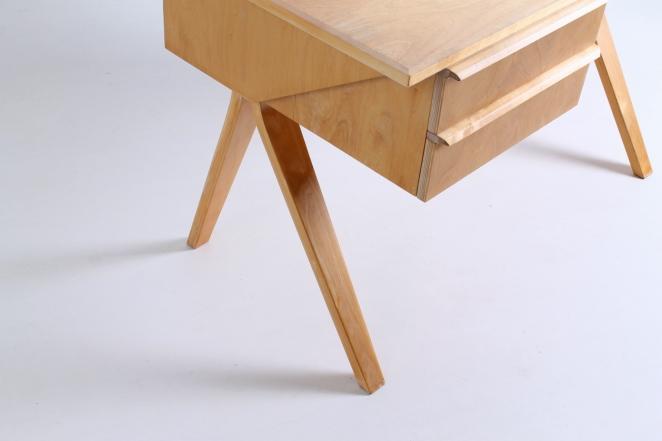 pastoe-birch-berken-braakman-bureel-vintage-wood-desk-small-EB02-EB-02-fifties-1