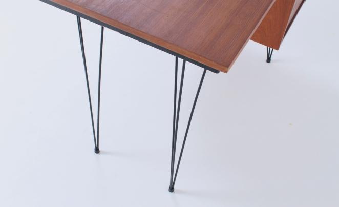 pastoe-box-door-desk-teak-hairpin-wire-legs-braakman-fifties-design-dutch-4