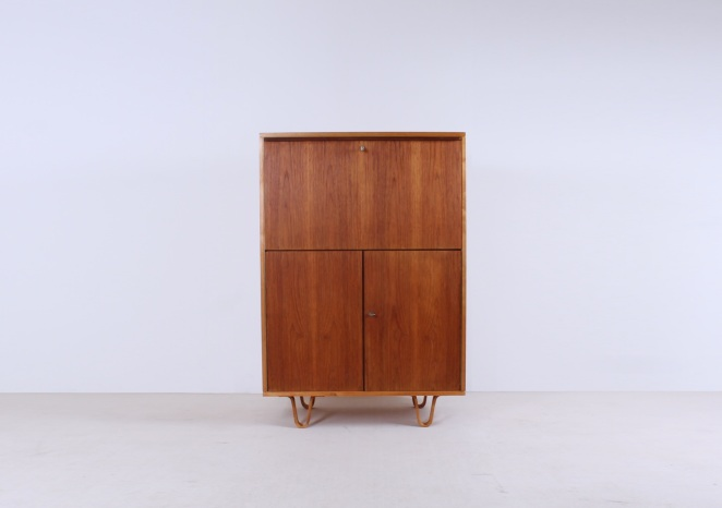 pastoe-cb-07-cb07-berken-luspootjes-ply-plywood-cees-braakman-high-cabinet-writing-desk-shelf-teak-birch-combination-storage-vintage-design-1