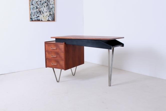 pastoe-cees-braakman-hairpin-flatsteel-legs-sprietbureau-writing-desk-vintage-furniture-fifties-midcentury-design-teak-chrome-1