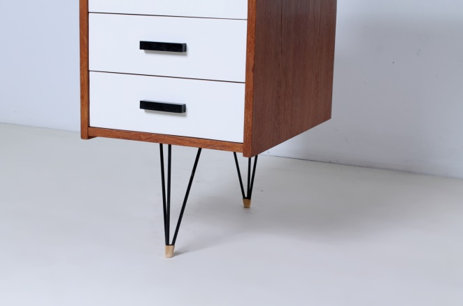 pastoe-desk-white-drawers-teak-hairpin-wire-legs-braakman-fifties-design-dutch-3
