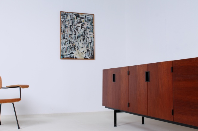 Pastoe japanese series sideboard du03 large for Furniture repair tokyo