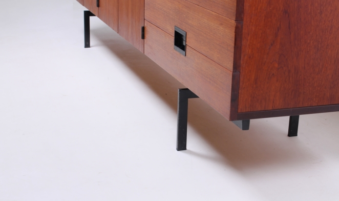 pastoe-du-03-du03-sideboard-japanese-series-cees-braakman-credenza-lowboard-teak-timber-large-metal-base-vintage-furniture-commode-cencity-14