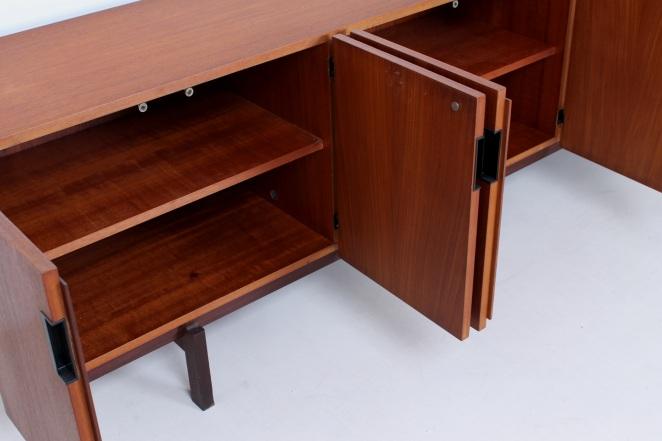 pastoe-du-03-sideboard-wood-base-gerrit-rietveld-cees-braakman-ums-vintage-dutch-design-credenza-japan-japanese-series5
