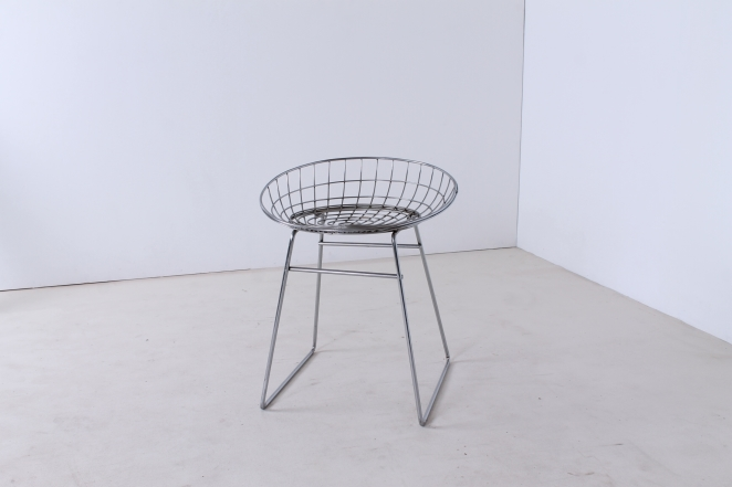 pastoe-metal-wiring-steel-iron-stools-seating-vintage-design-cees-braakman-chrome-plated-chromed-edition-set-5