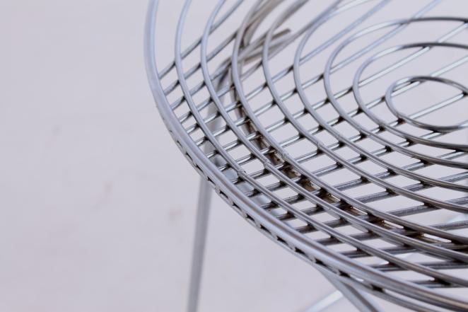 pastoe-metal-wiring-steel-iron-stools-seating-vintage-design-cees-braakman-chrome-plated-chromed-edition-set-6