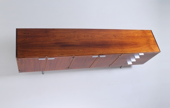 pastoe-ums-CR-series-cees-braakman-rosewood-palissander-credenza-sideboard-low-board-vintage-cencity-storage-cabinet-commode-kast-hout-wood-timber-1