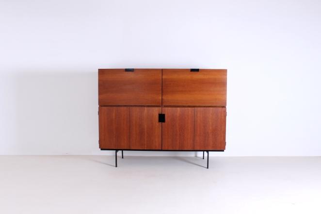 pastoe-ums-japanese-japanse-serie-series-cees-braakman-teak-timber-cabinet-credenza-sideboard-high-board-vintage-cencity-storage-commode-kast-hout-1
