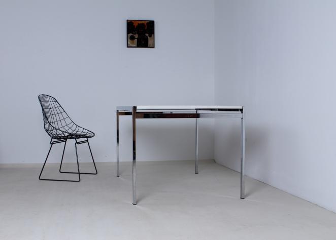 pastoe-white-table-chrome-dining-desk-braakman-3