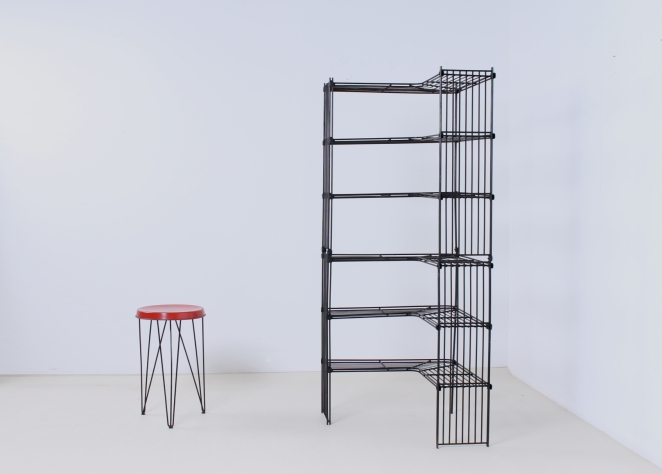 pilastro-tomado-style-wire-wiring-modular-metal-storage-vintage-shoe-clothing-shop-decorative-display-industrial-corner-unit-30ies-fifties-2