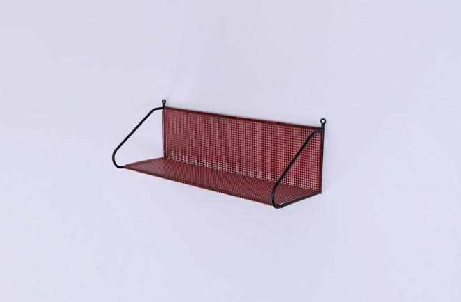 pilastro-tomado-wall-rack-basket-free-hanging-red-perforated-metal-fifties-design-1