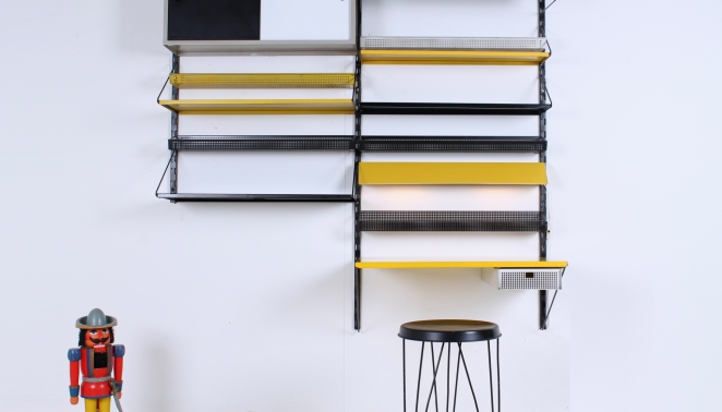 pilastro-unit-b-yellow-tjerk-reijenga-modular-system-rare-parts-industrial-cabinet-metal-furniture-dutch-design-tomado-mategot-midcentury-writing-desk-black-colors-9