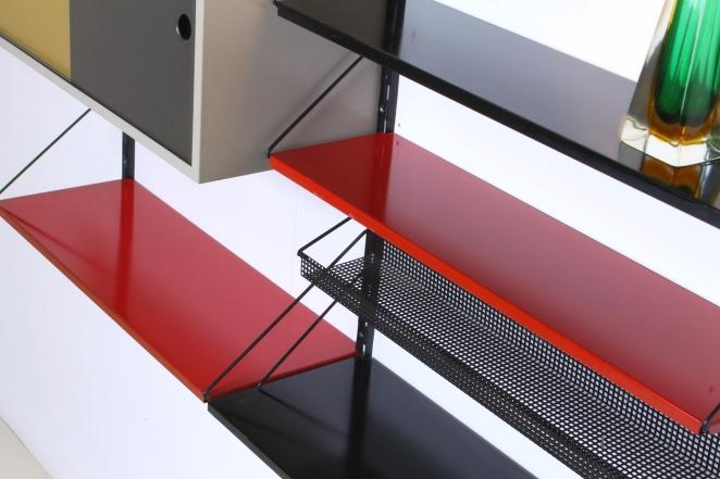 pilastro-unit-cabinet-black-red-tjerk-reijenga-modular-system-rare-parts-industrial-furniture-dutch-design-tomado-mategot-midcentury-shelves-colors-5