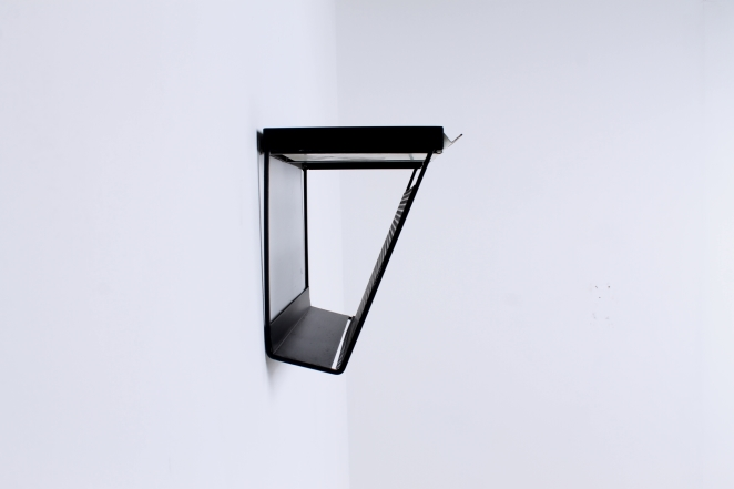 pilastro-wall-console-phone-black-white-perforated-shelf-metal-tjerk-reijenga-rare-parts-industrial-furniture-dutch-design-tomado-mategot-midcentury-shelves-colors-5